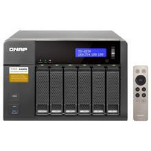 QNAP TS-653A 4GB 6-Bay Professional Grade Diskless Network Attached Storage